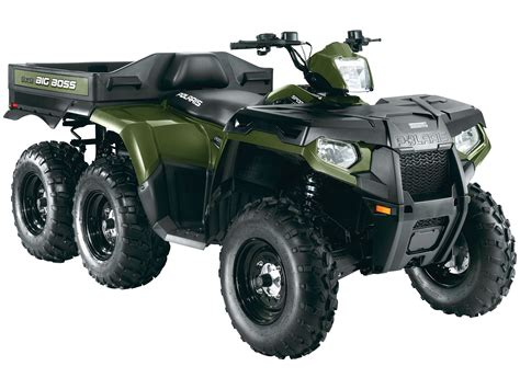 polaris atv 2012 polaris sportsman big boss 6x6 800 efi pictures