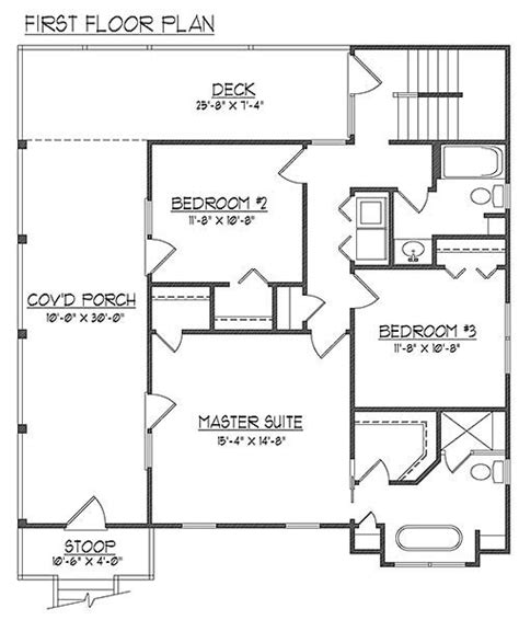 Water View House Plans by Waterview Cottage Coastal Home Plans