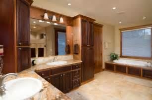 Paint Colors For Bathrooms With Beige Tile - 52 master bathroom designs with beautiful woodwork