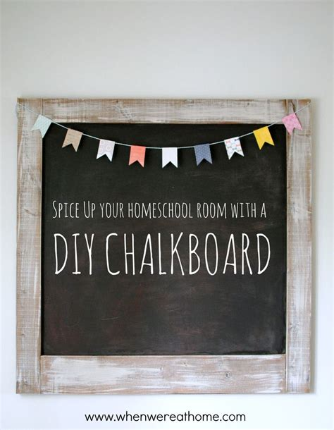 diy chalkboard homeschool 32 best images about shabby chic classroom on