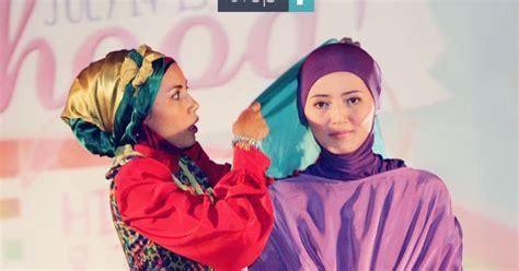 hijab tutorial  memakai kerudung  pesta