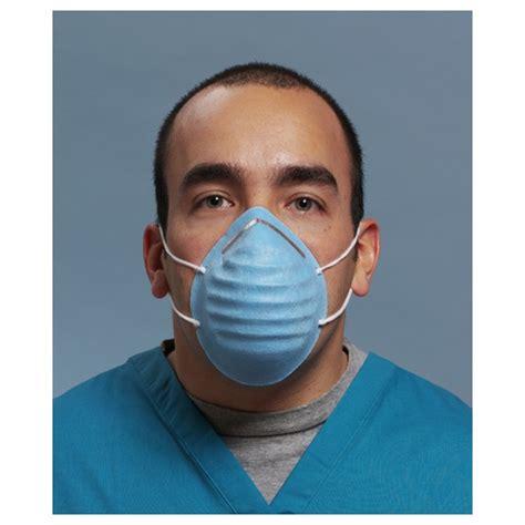 Masker Earloop premium ear loop cone mask dental supplies defend by mydent international
