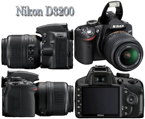 tutorial fotografia nikon d3200 nikon d3200 24 2 mp cmos dslr sell and buy online