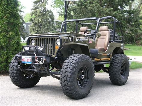willys jeep lifted lm7 into jeep willys mb ls1tech