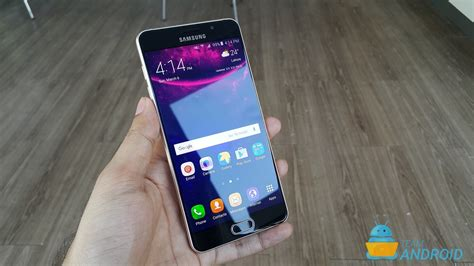 Samsung Android A7 Samsung Galaxy A7 2016 Review