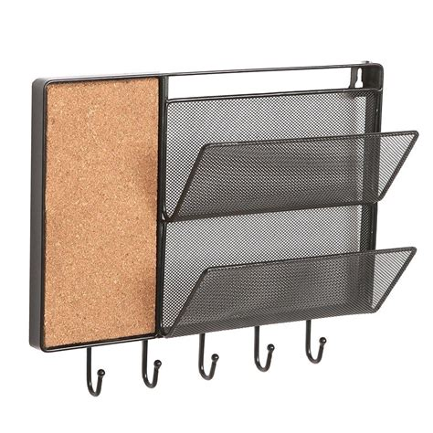 Wall Mount Letter Organizer