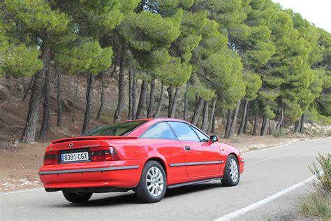 opel calibra turbo opel calibra turbo historia modelos y prueba cosas de