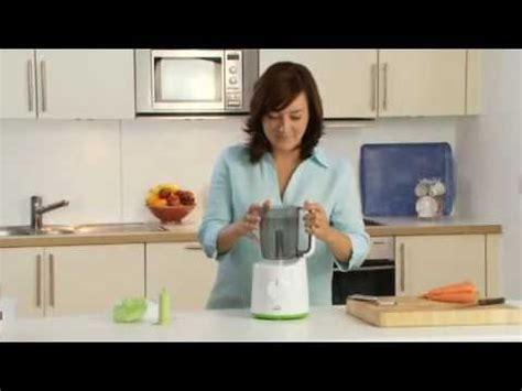 Philips Avent Steam Blend Baby Food Maker Processor Steamer Blender 80 steam blender wmv doovi