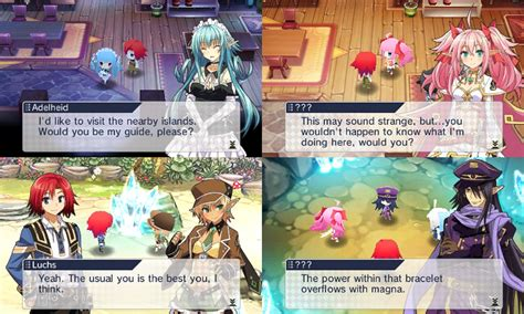 Kaset 3ds Lord Of Magna Maiden Heaven an 225 lisis lord of magna maiden heaven nintendo 3ds revista yume