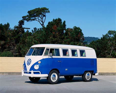 volkswagen minibus side view kombi car stock photos kimballstock