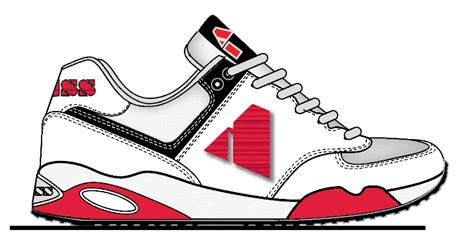 sneaker logo design shoe logo design style guru fashion glitz