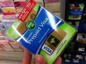 pre paid card prepaid cards