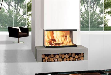 two sided ventless fireplace what to expect in 3 sided