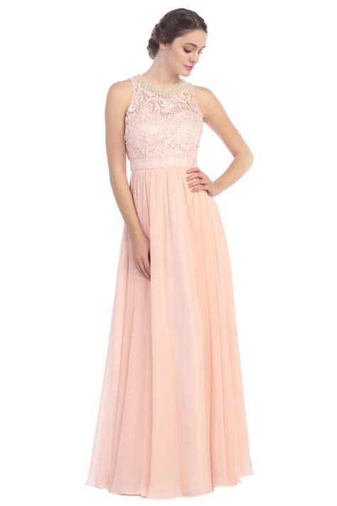 imagenes de vestidos de novia para jovenes sexy gasa que rebordea baile vestidos largos para