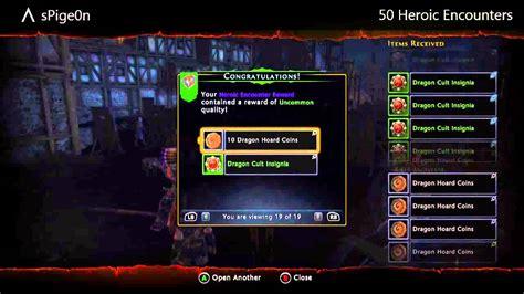 neverwinter xbox siege event heroic encounters