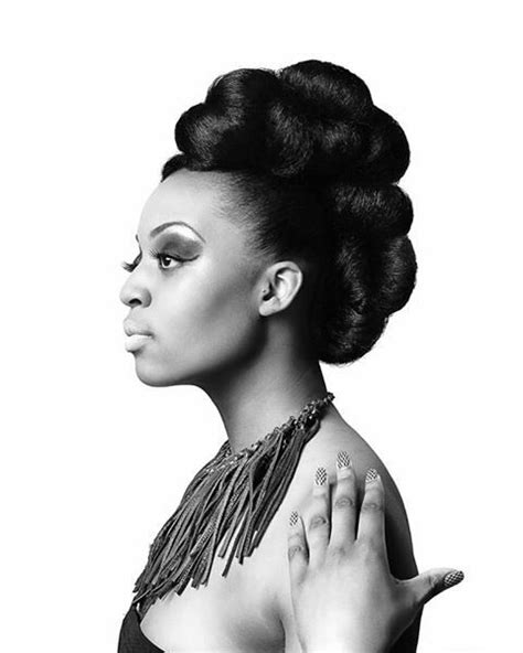 kanekalon and human hair tangles updo with kanekalon hair beautiful pinterest