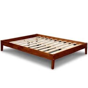 Hardwood Platform Bed by Best Price Mattress Solid Hardwood Platform Bed