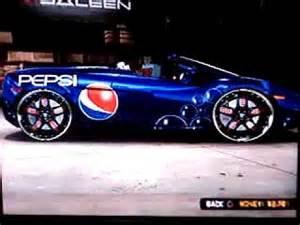 Lamborghini Club Los Angeles Pepsi Lamborghini Gallardo Midnight Club Los Angeles