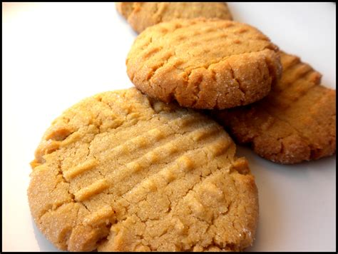 peanut butter cookies recipes happen
