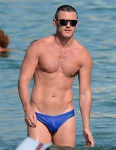 Dr Gregory Barnes A Male Celebrity With The Balls To Wear A Speedo Alan Ilagan
