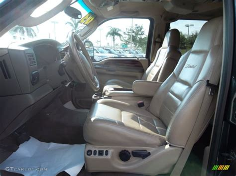 Custom Ford Excursion Interior by 2003 Ford Excursion Limited Interior Photo 55126395