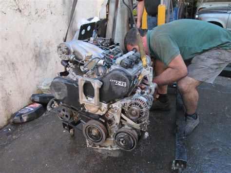 motor de toyota restauraci 243 n parte ii toyota camry v6 1997 cambio