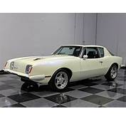 Studebaker Avanti II 383 V8 One Of A Kind  Muscle Car