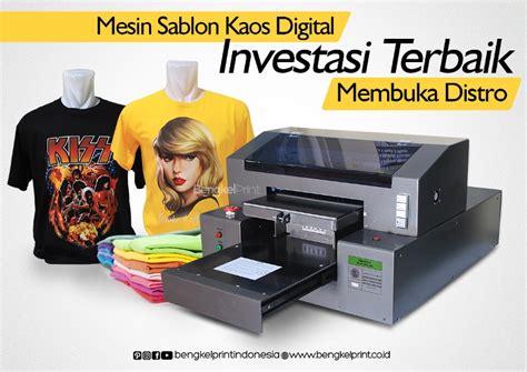 Baju Kaos T Shirt Custom Kaos A4 printer dtg jakarta jual printer mesin dtg kaos