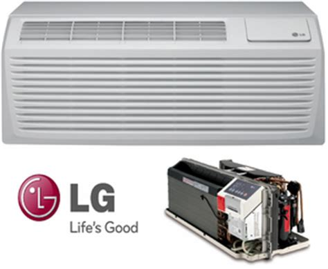 Ac Lg Goldfin lg lp123hduc ptac air conditioner with heat 12 200