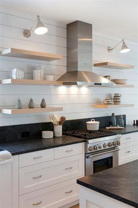 ideas  floating shelves kitchen  pinterest