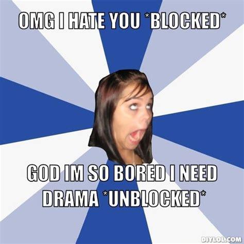 Meme Generator Unblocked - facebook blocking quotes on haters quotesgram