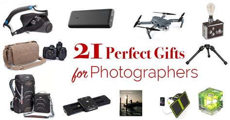 21 perfect gifts for photographers