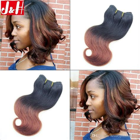 pictures of black ombre body wave curls bob hairstyles 37 best images about http www dhgate com store 19731725