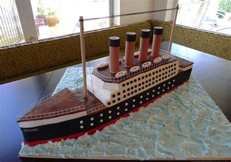 titanic layout pictures to pin on pinterest pinsdaddy titanic cake titanic pinterest
