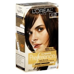 l oreal hair color reviews l oreal superior preference hair color review canadian