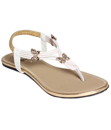 white comfort sandals jade comfortable white sandals price in india buy jade