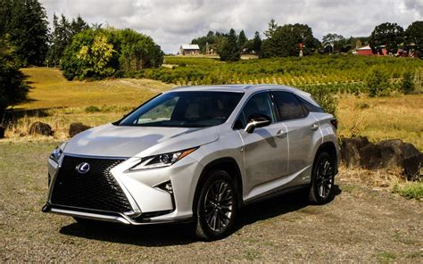 lexus hybrid 2016 2016 lexus rx 450 autos post