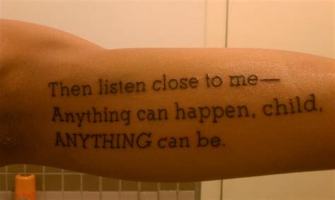 meaningful tattoo quotes and phrases quotesgram