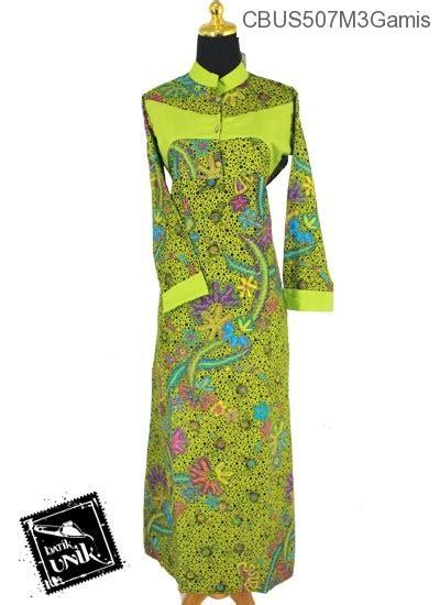 Lf Atasan Buble Sale baju batik sarimbit gamis pekalongan motif buble alas polkadot gamis batik murah batikunik