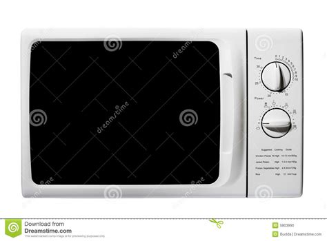 Microwave Bali microwave oven stock photo image 5803990