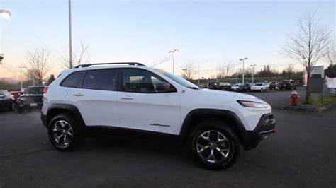 jeep cherokee trailhawk white 2014 jeep cherokee trailhawk pics autos post