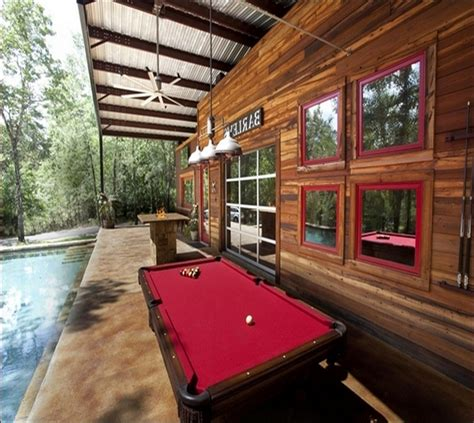 outdoor pool table with lights diy outdoor pool table home design ideas