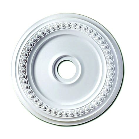 Focal Point Ceiling Medallions by Focal Point 24 In Rondel Ceiling Medallion 83224 The Home Depot