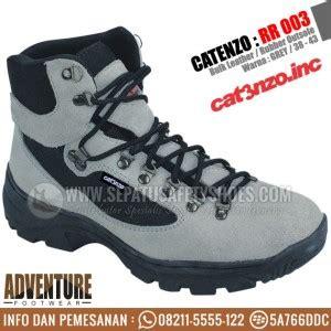 Sepatu Boots Bikers Gagah Touring Caterpillar Safety Besi toko sepatu safety dan sepatu gunung