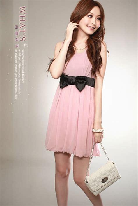 wholesale korean dress yi1673 pink yi1673 8 90 yuki wholesale clothing wholesale korean