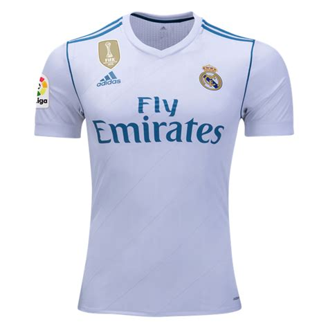 Obral Jersey Go Racing Club Home 17 18 real madrid 17 18 home jersey tnt soccer shop