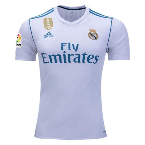 Bahan Ny Polo Shirt Madrid 17 18 17 18 real madrid home football shirt marcelo vieira 12