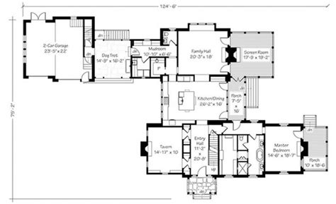 fox and floor plans fox hill house plan southern living home sweet home