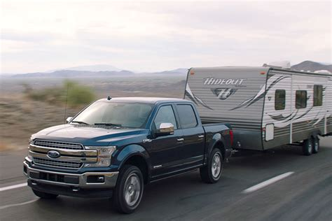 Ford Aims for 30 MPG With Launch of F 150 Diesel Engine