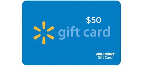 Walmart Survey Gift Card - win a 50 walmart gift card
